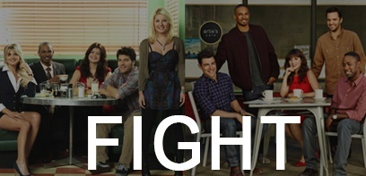 Battle SeriesAddict - Comédie : Happy Endings VS New Girl